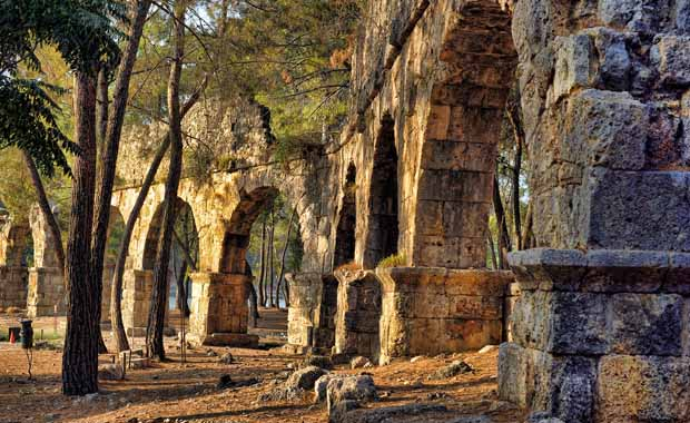 Phaselis Ancient City